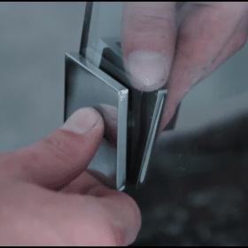 glass handle