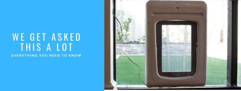 Pet Door Install Cost