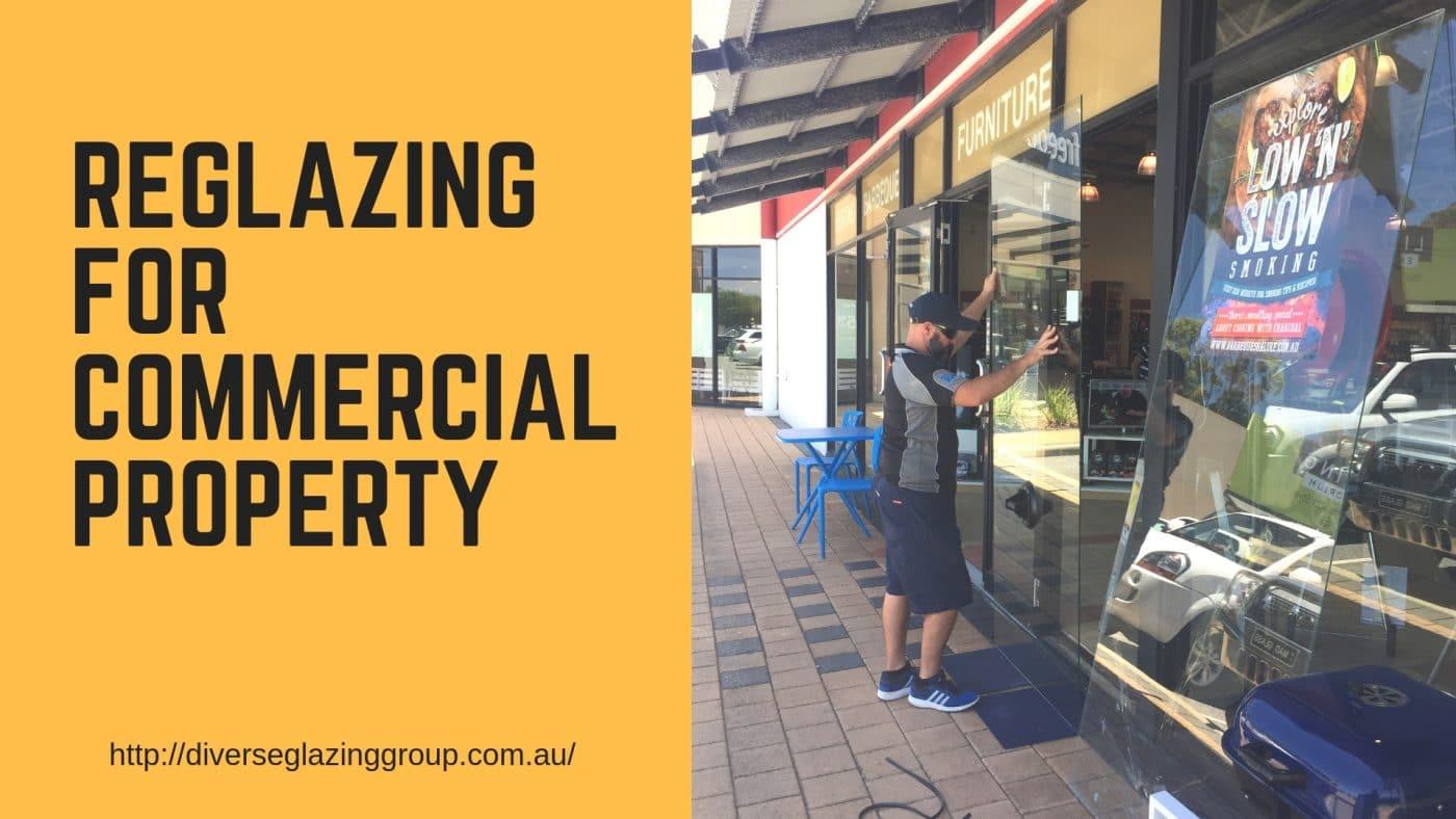 Reglazing Commercial Property